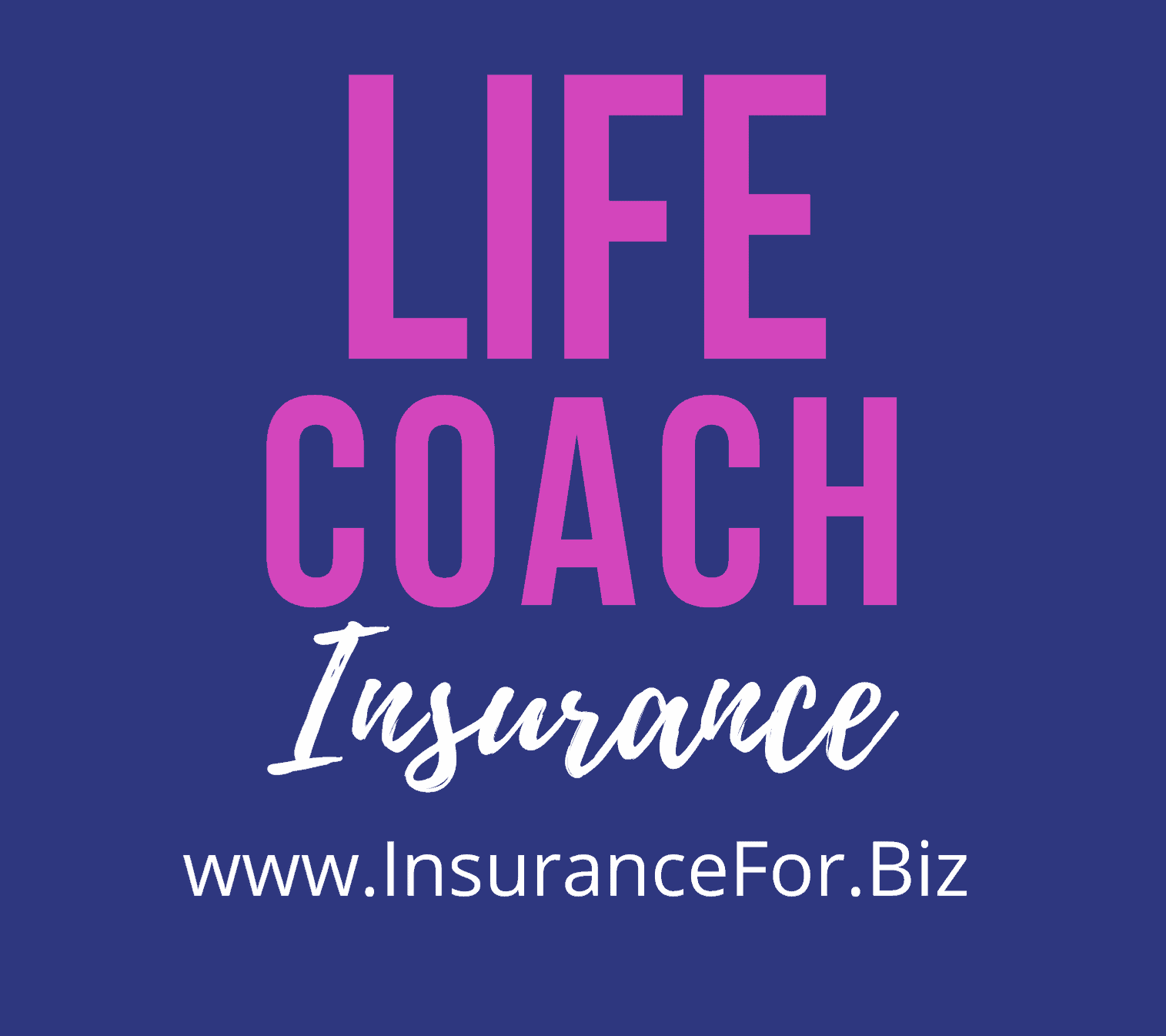 life coach insurance